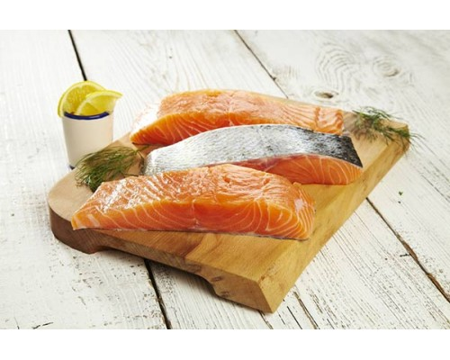 Salmon Supreme Fillets